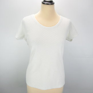Another woman T-shirt in wit (L)