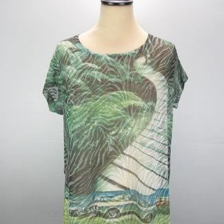 10FEET T-shirt met print (S)
