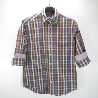 State of art Geruite blouse (M)
