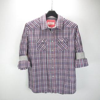 Camargue Gestreepte overhemd (XL)