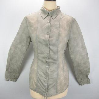Sandwich Beige blouse (40)