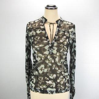 Mexx Doorschijnend blouse (M)