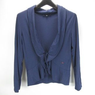 One Touch Donkerblauw blouse (L)