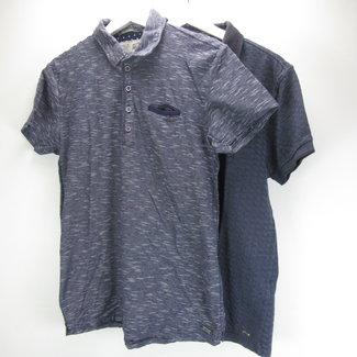 No Excess Set van 2 polo T-shirts (L)