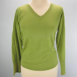ESPRIT Groene knit longsleeve (M)