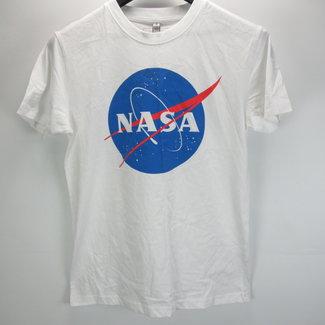 Mister tee Witte T-shirt (M)