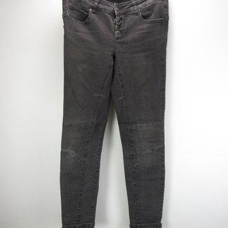 Object Donkergrijze spijkerbroek (30/32)