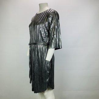 Geplooide jurk (S)