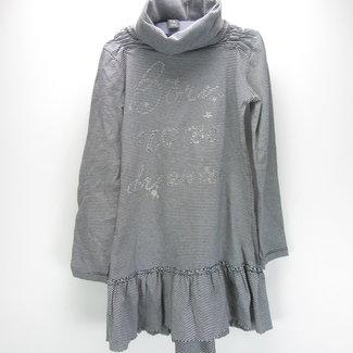 Zara Gestreepte jurk (116)