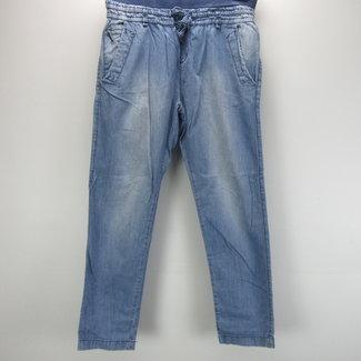 Zara Blauwe broek (140)
