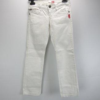 Name It Spijkerbroek wit (128/134)