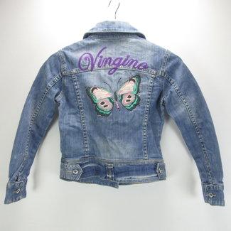 Vingino Jeans Spijkerjas (140)