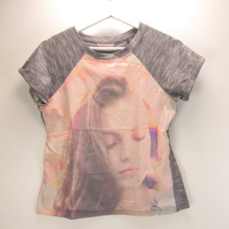 Pinkberry T-shirt vrouw print (164)