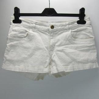 H&M Witte Korte broekje (36)