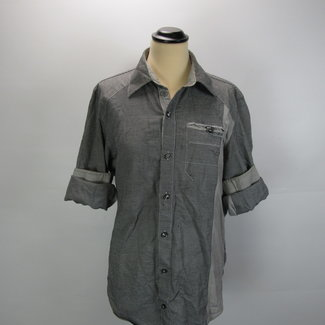 Cast Iron Herenblouse (M)