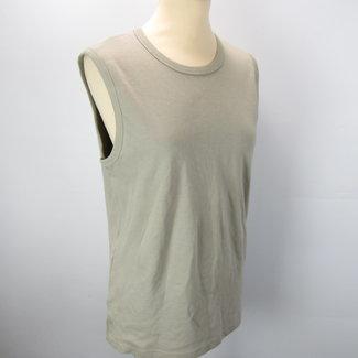 Beige unisex hemd (L)
