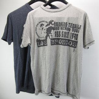 Oversized T-shirt set van 2 (XL)