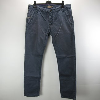 The Luxury Vintage Blauwe denim chino (W34)