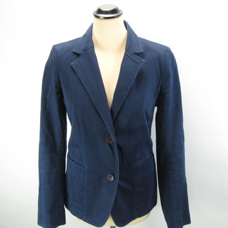 Sissy-Boy Blauwe dames blazer (M)