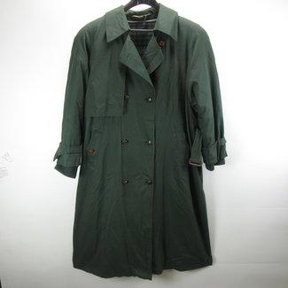 Flick Aktuell Groene trenchcoat (50/52)