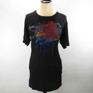 Coolcat Lang shirt met korte mouwen (M)