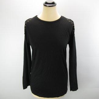 Primark Shirt met lange mouwen en open schouder (40)