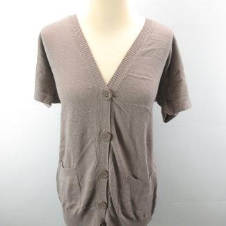 Vero Moda Damesshirt met V-hals (L)
