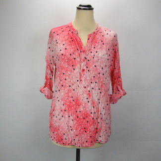 New Collection Gestipte Langsleeve Blouse (M)