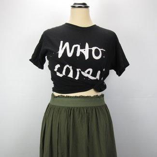Bershka Zwarte Shirt (XS)