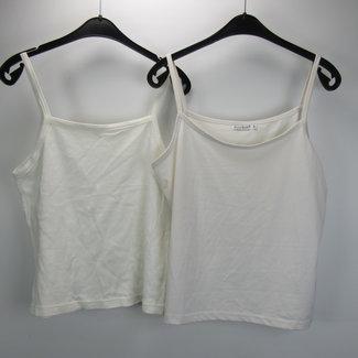 Anni Rolfi 2 witte Top (XL)