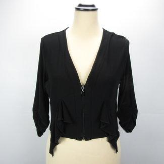 Picadilly Fashion Zwarte Vestje (S)