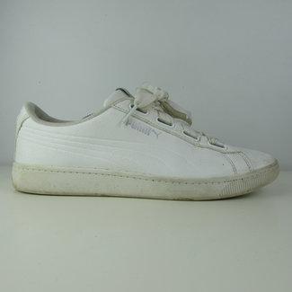 Puma Witte Lage Sneakers (41)