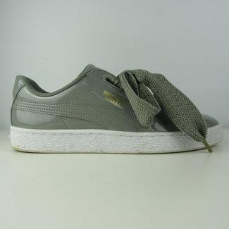 Puma Grijze Lage Sneakers (40,5)