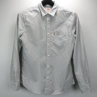 Levi's Gestreepte Standard Overhemd (M)