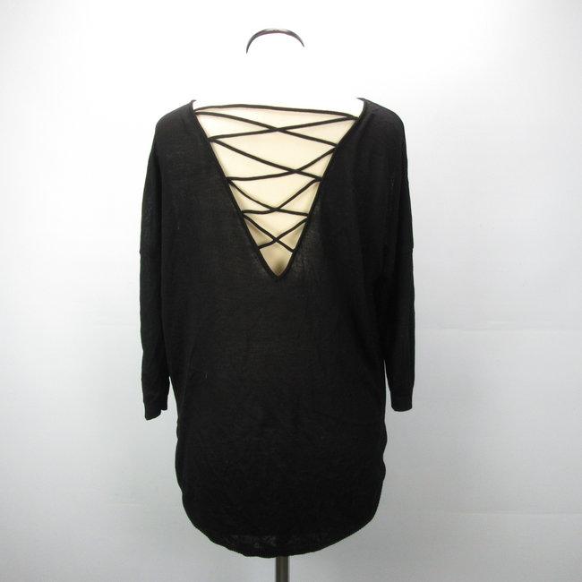 ONLY Zwarte shirt ( L)