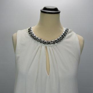 Amisu Witte Top (S)
