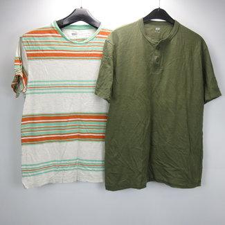 Levis 2 Setje Shirt (M)