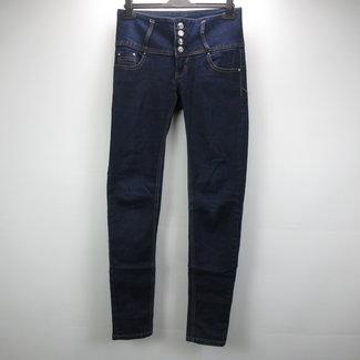 Miss Anna High waist skinny jeans (38)