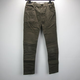 Denim Co Olijfgroene skinny jeans (146)