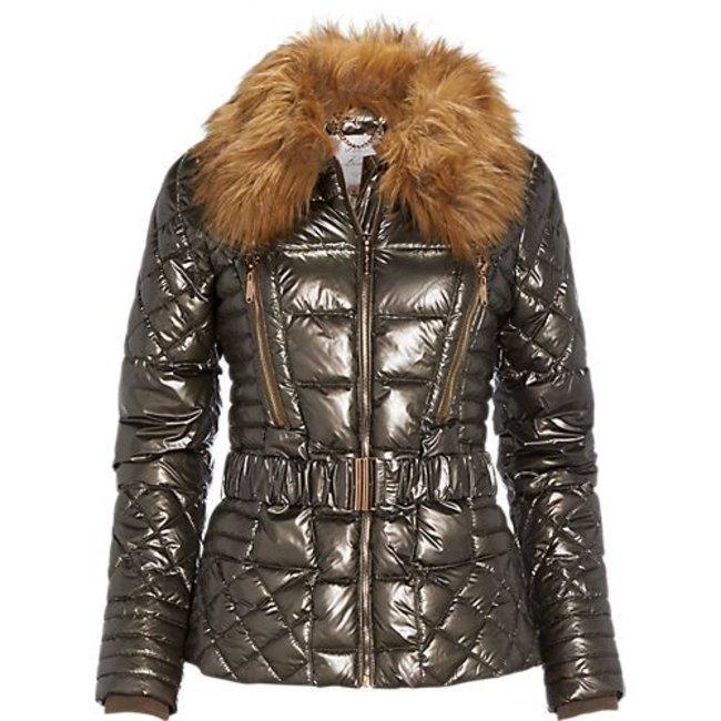House of Luxury Gewatteerde jas, The Sting (XS)