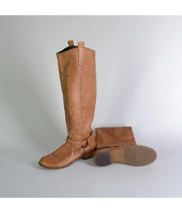 Tientje of minder Dames laarzen (39)