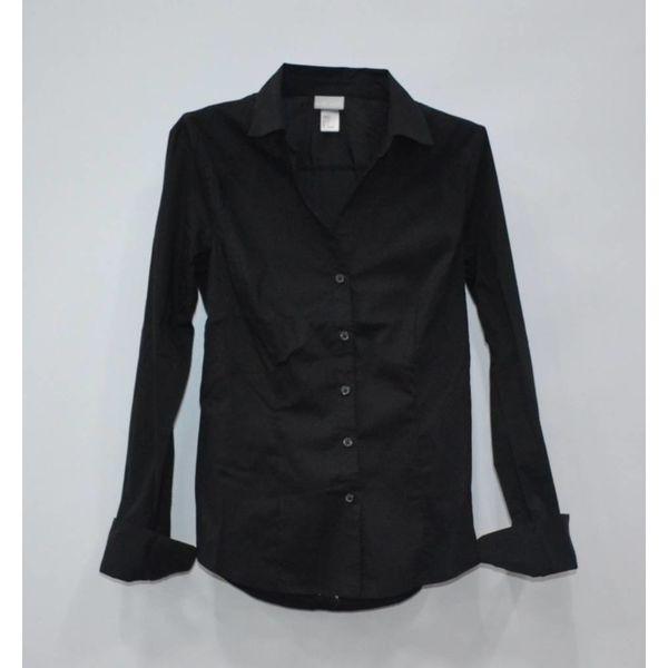 Zwarte blouse (36)