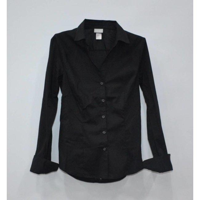 H&M Zwarte blouse (36)