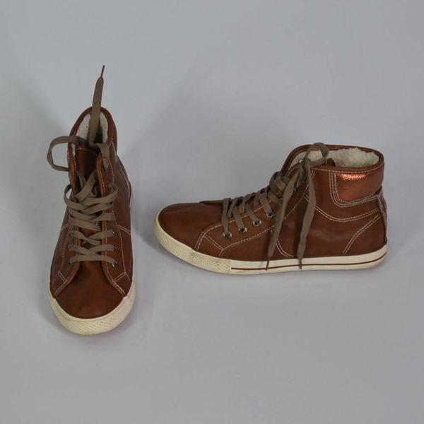 Warme bruine sneakers (39)