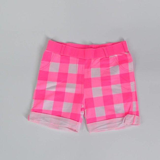 Tientjes Kort roze broekje (176/182)