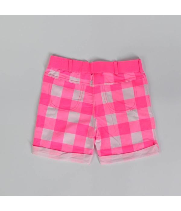 Tientje of minder Kort roze broekje (176/182)