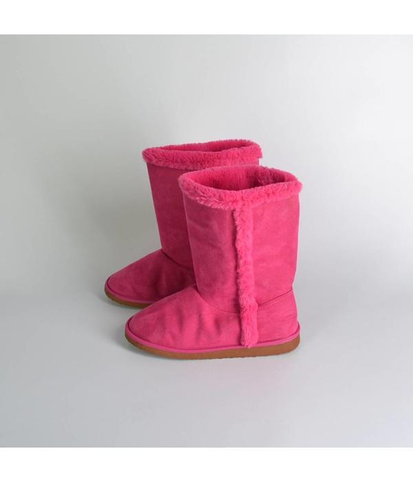 Tientje of minder Roze pantoffels (36/37)