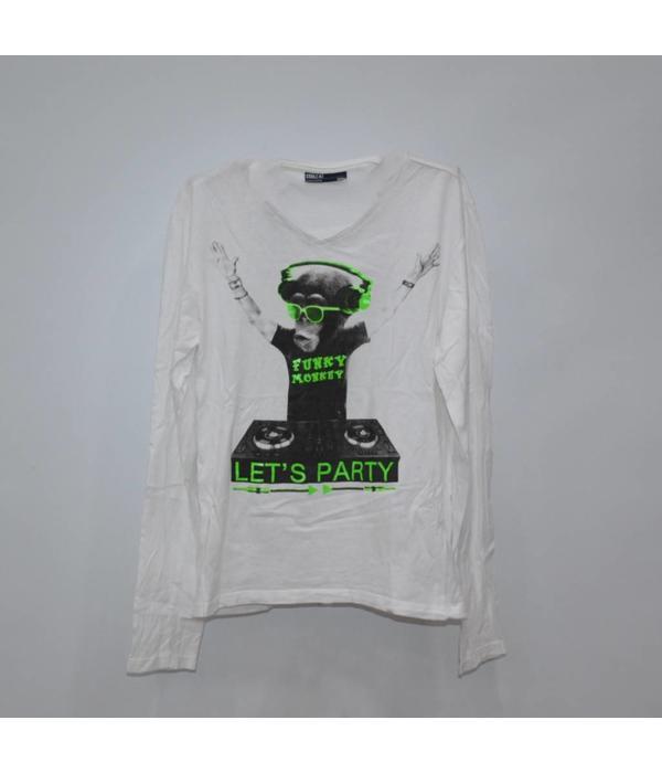 Tientje of minder Longsleeve shirt (S)