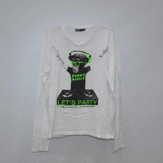 Tientjes Longsleeve shirt (S)