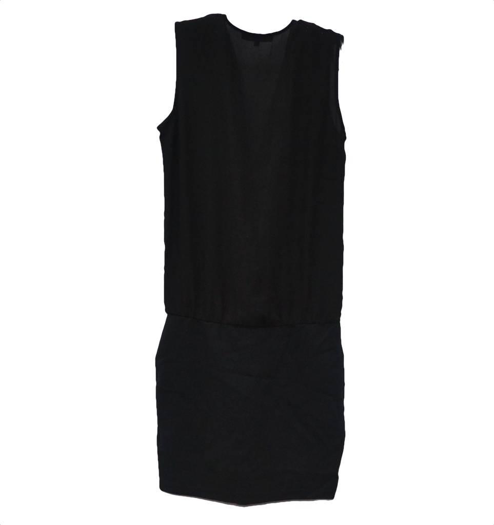 ec8920f2c9dc15 ... Shoeby Zwarte jurk van Eksept by Shoeby (S)